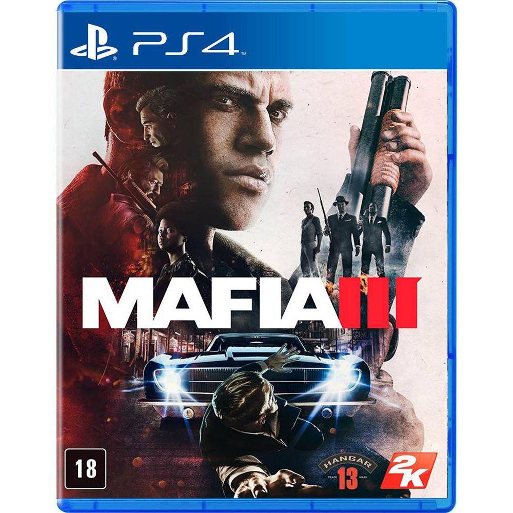 Mafia 3 - PS4 (Seminovo)
