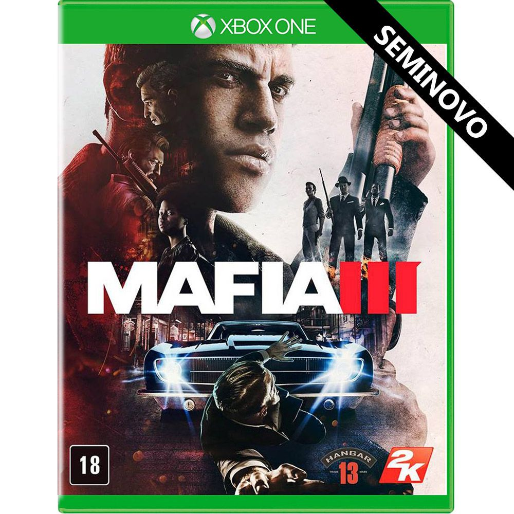 Mafia 3 - Xbox One (Seminovo)