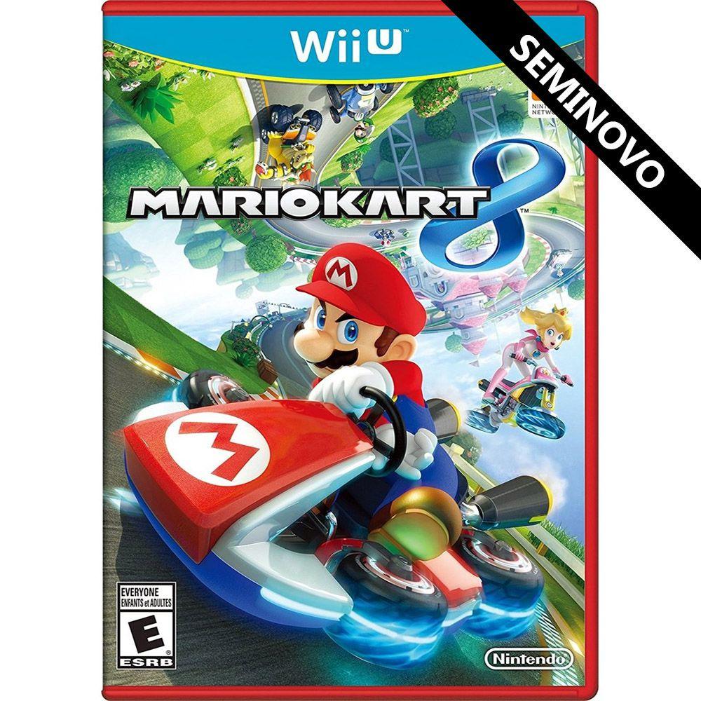 Mario Kart 8 - Wii U (Seminovo)