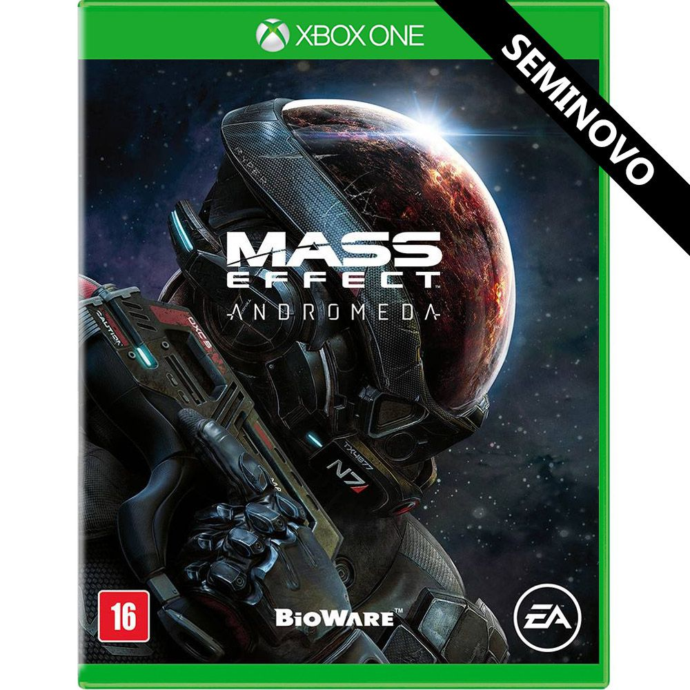 Mass Effect Andromeda - Xbox One (Seminovo)