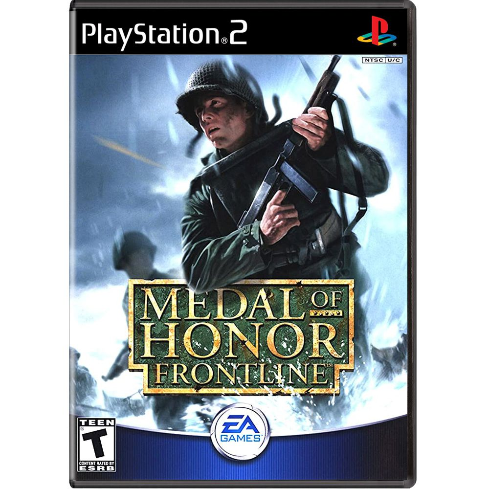 Medal of Honor Frontline - PS2