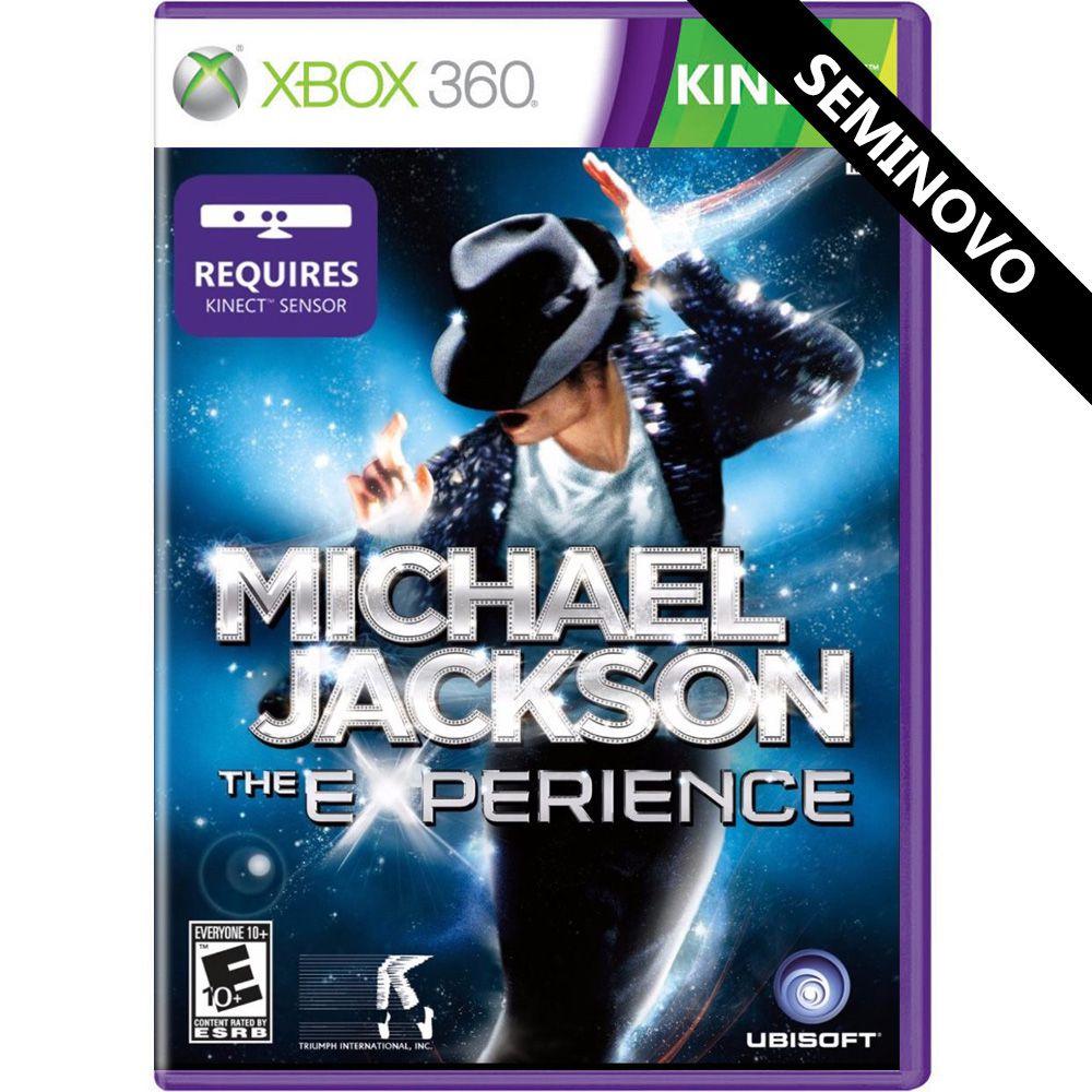 Michael Jackson The Experience - Xbox 360 (Seminovo)