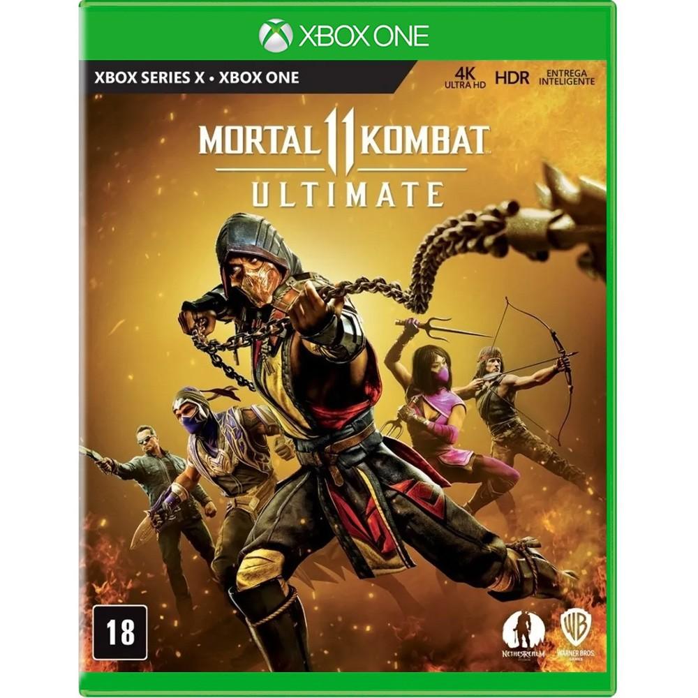 Mortal Kombat 11 Ultimate - Xbox One