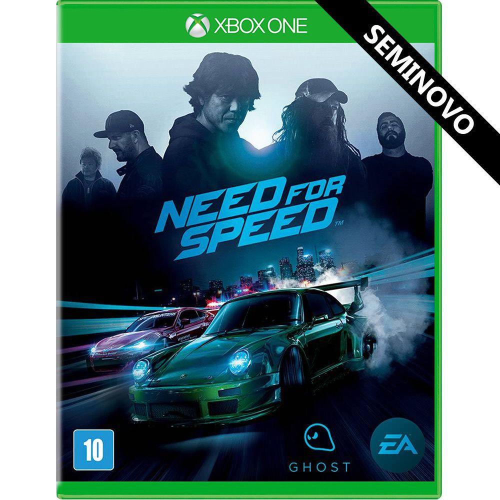 Need for Speed - Xbox One (Seminovo)