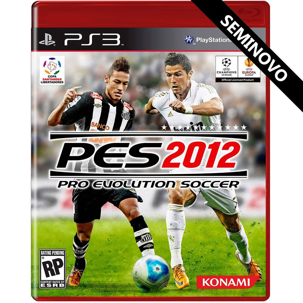 PES 2012 - PS3 (Seminovo)