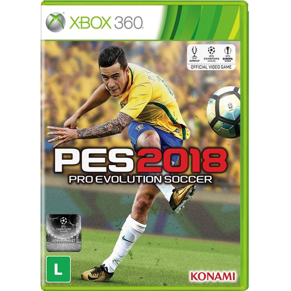 PES 2018 - Xbox 360