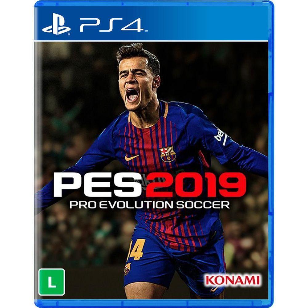 PES 2019 - PS4