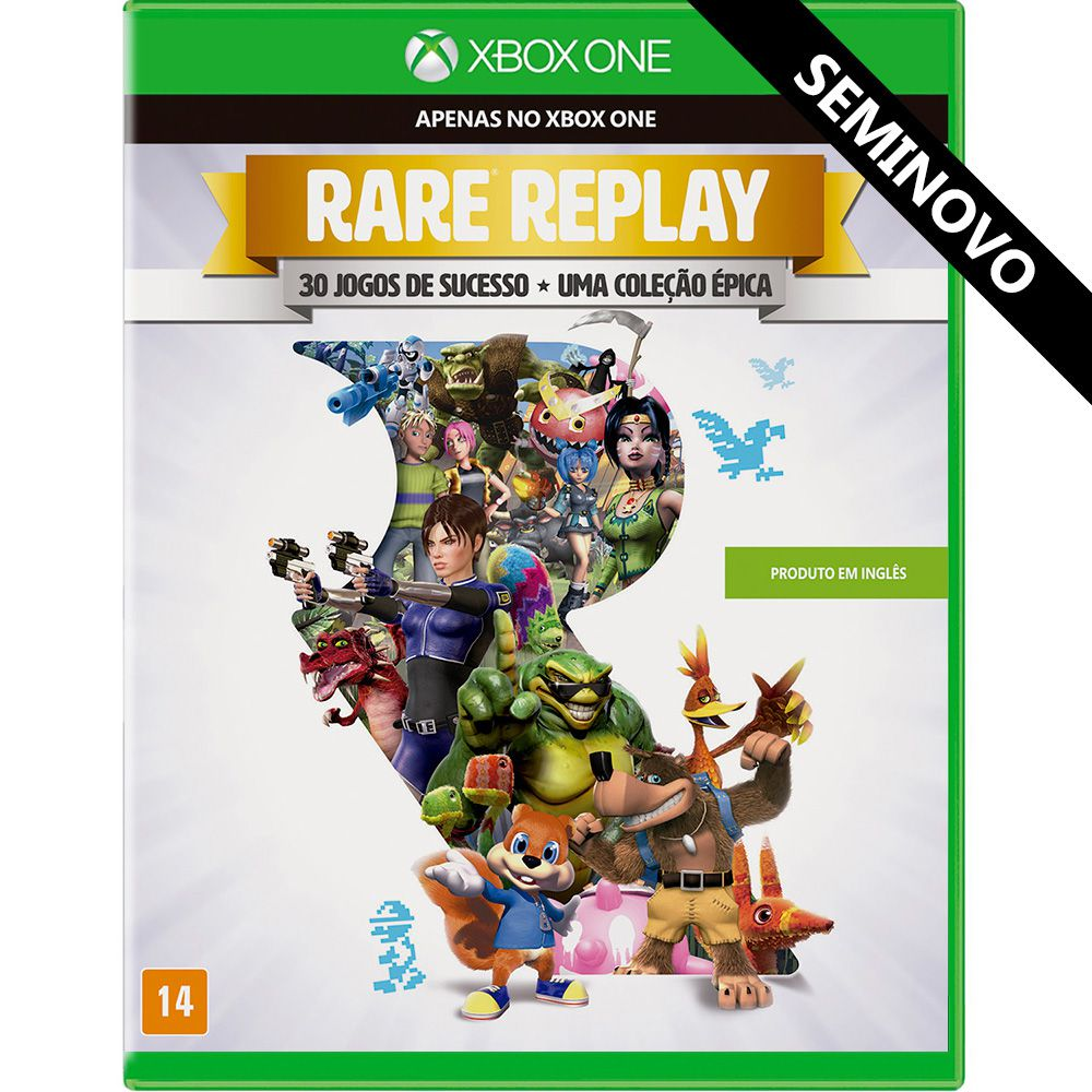 Rare Replay - Xbox One (Seminovo)