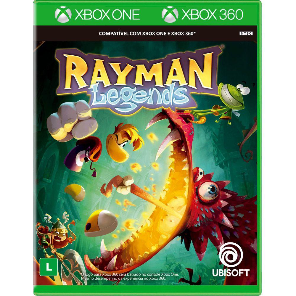 Rayman Legends - Xbox One / Xbox 360