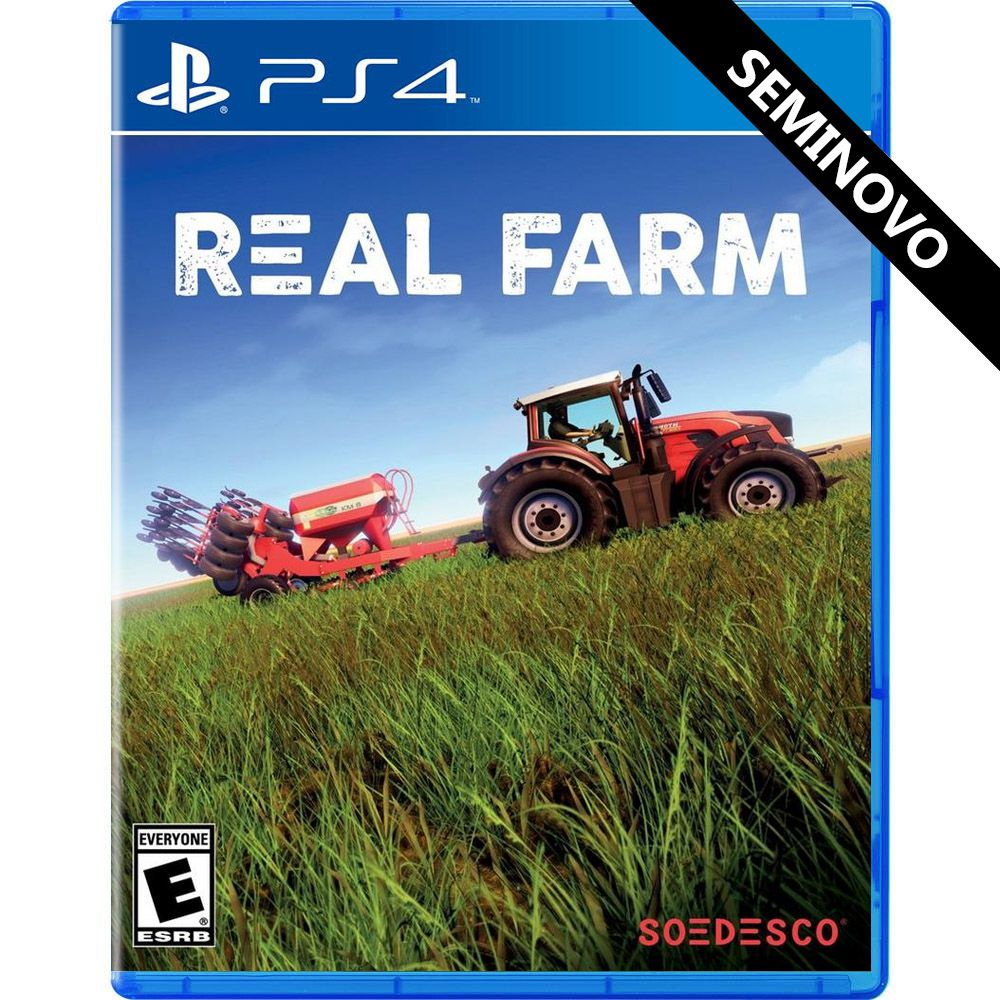 Real Farm - PS4 (Seminovo)