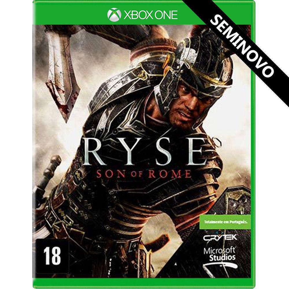 Ryse Son of Rome - Xbox One (Seminovo)