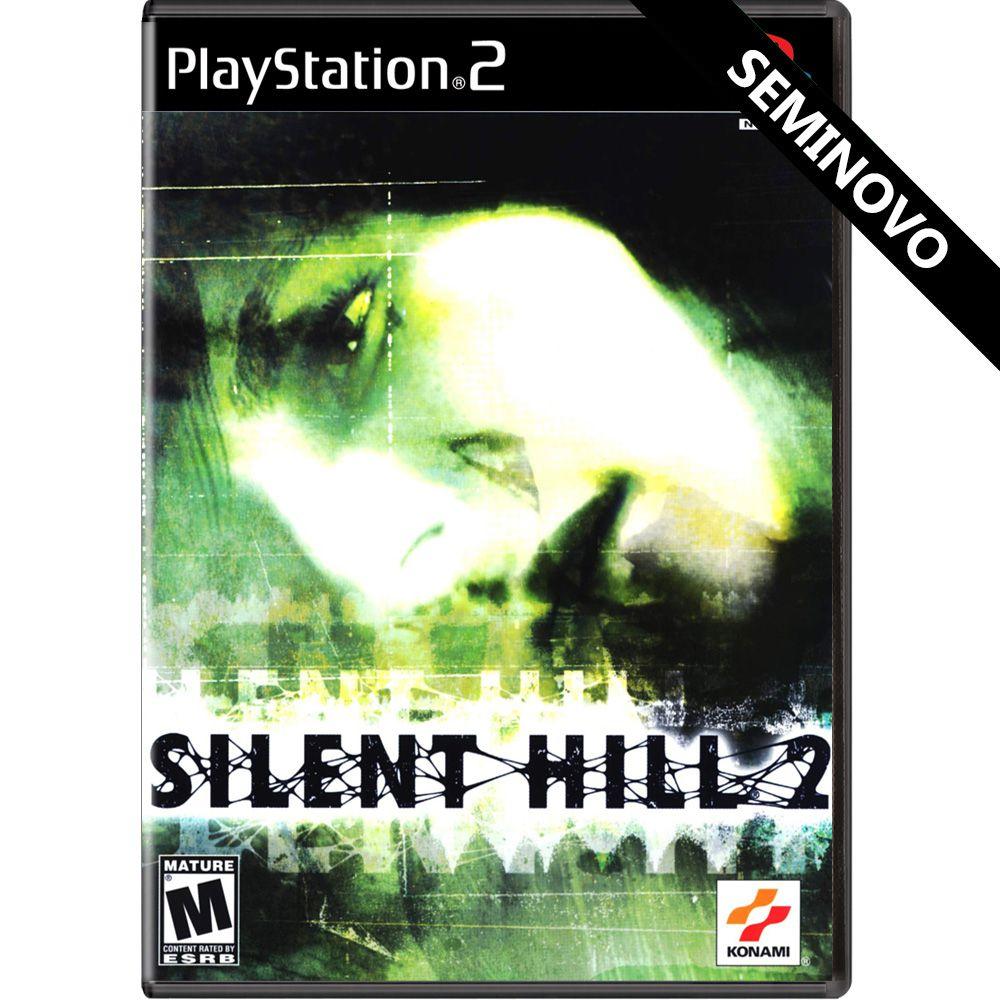 Silent Hill 2 - PS2 (Seminovo)