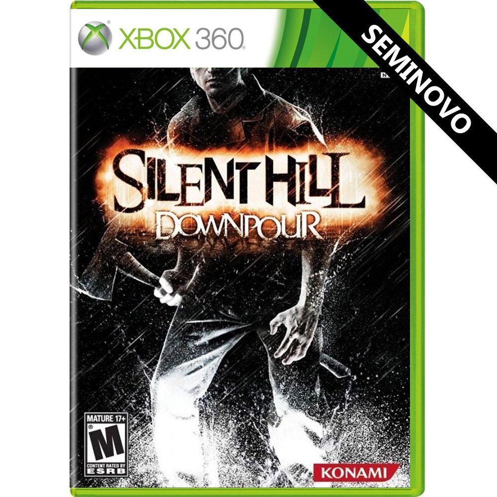 Silent Hill Downpour - Xbox 360 (Seminovo)