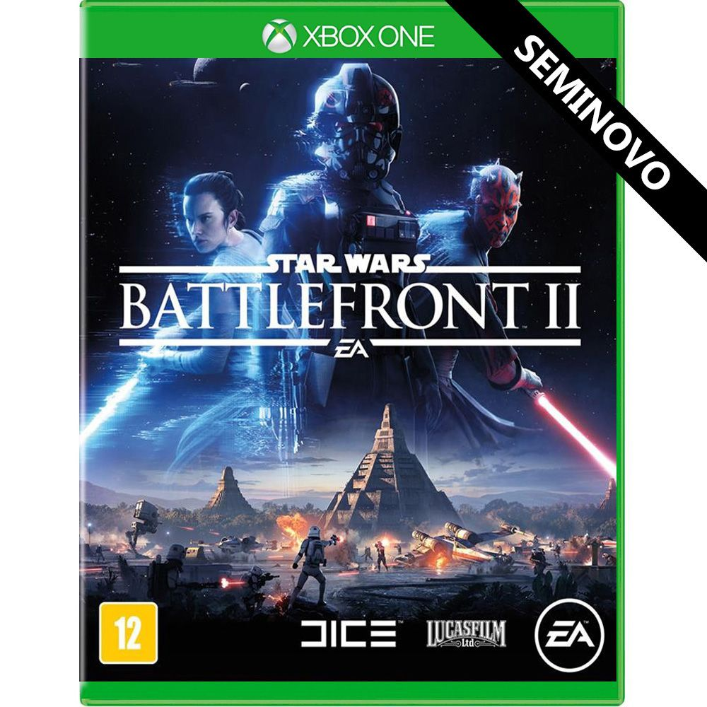 Star Wars Battlefront II - Xbox One (Seminovo)