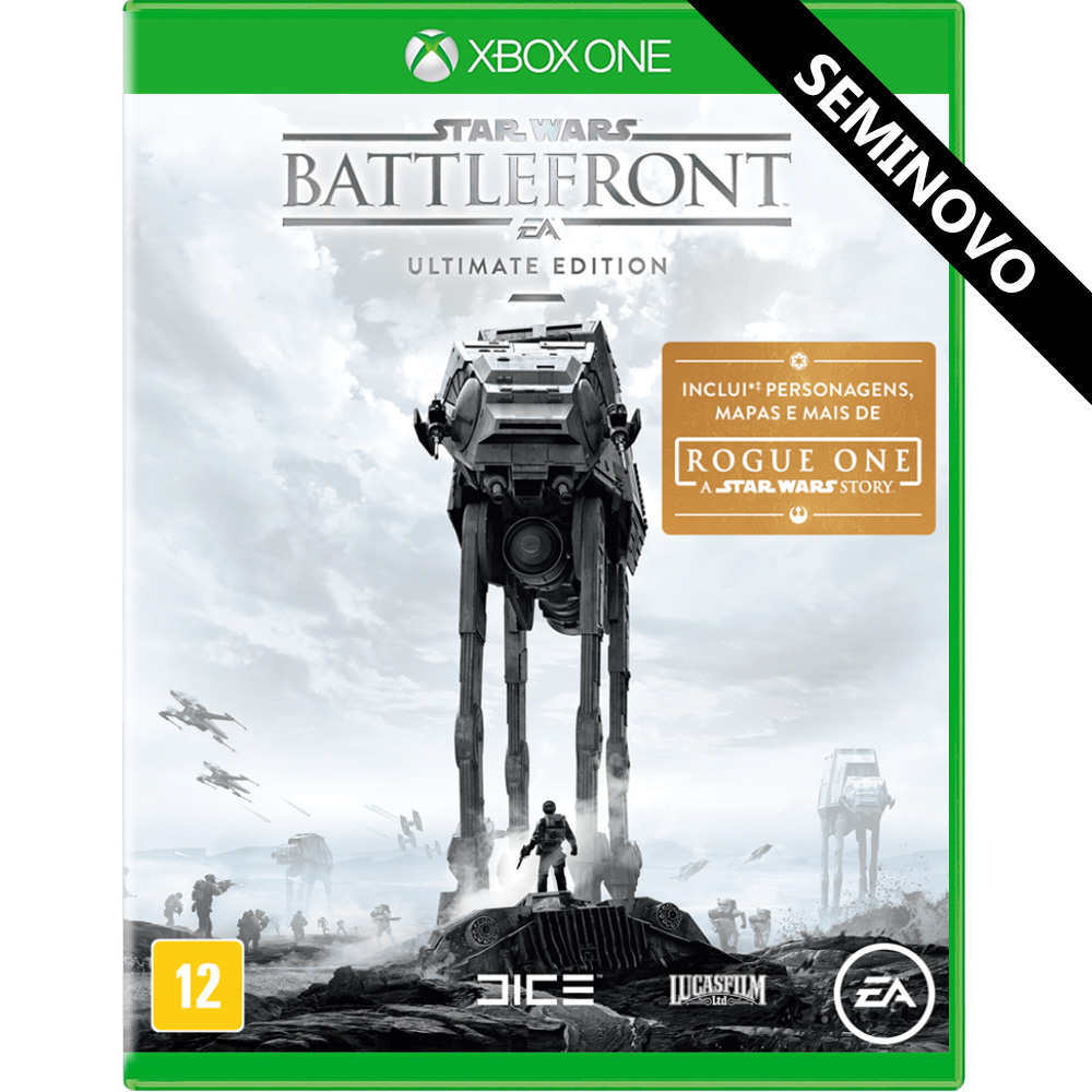 Star Wars Battlefront Ultimate Edition - Xbox One (Seminovo)