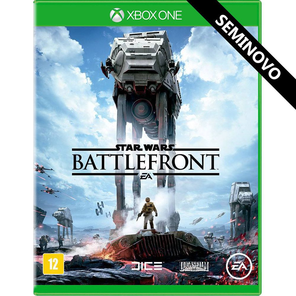 Star Wars Battlefront - Xbox One (Seminovo)