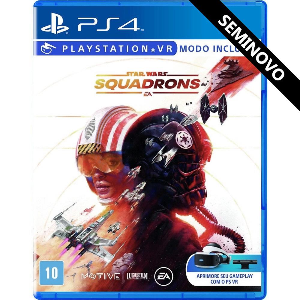 Star Wars Squadrons - PS4 (Seminovo)