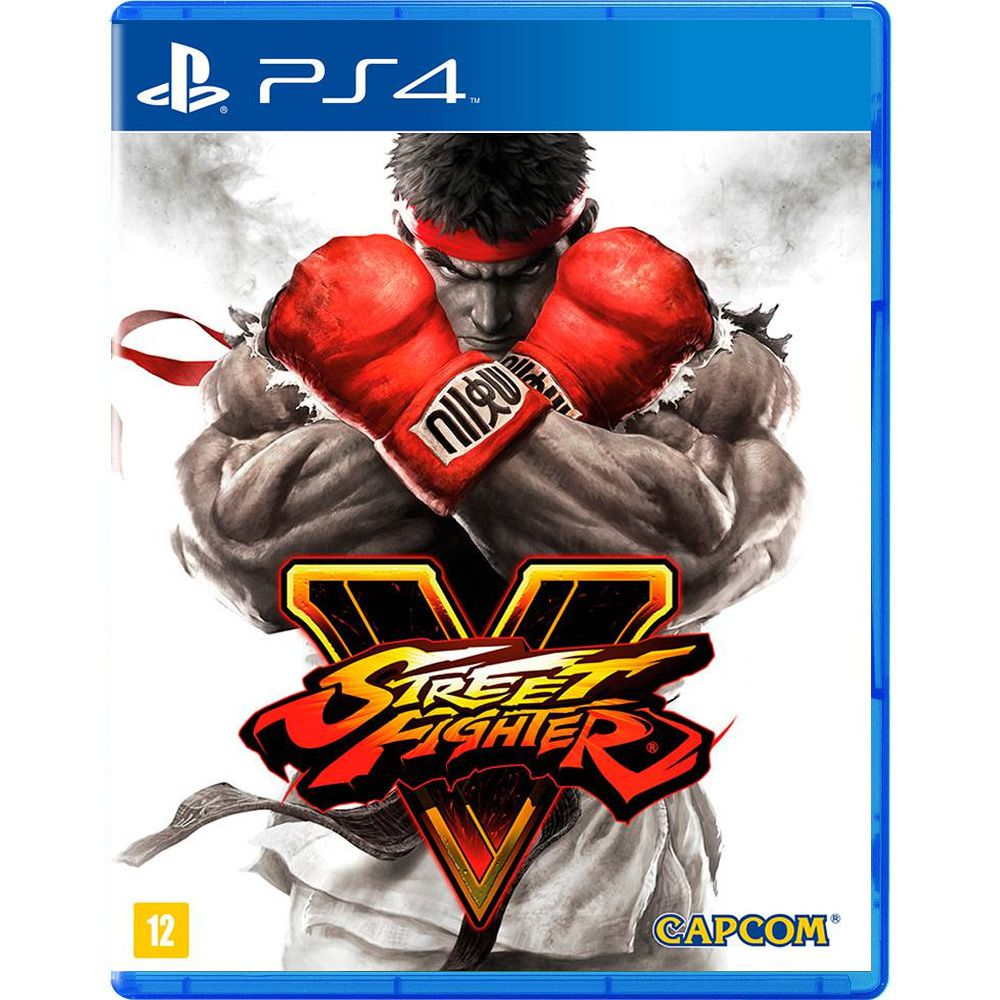 Street Fighter V - PS4