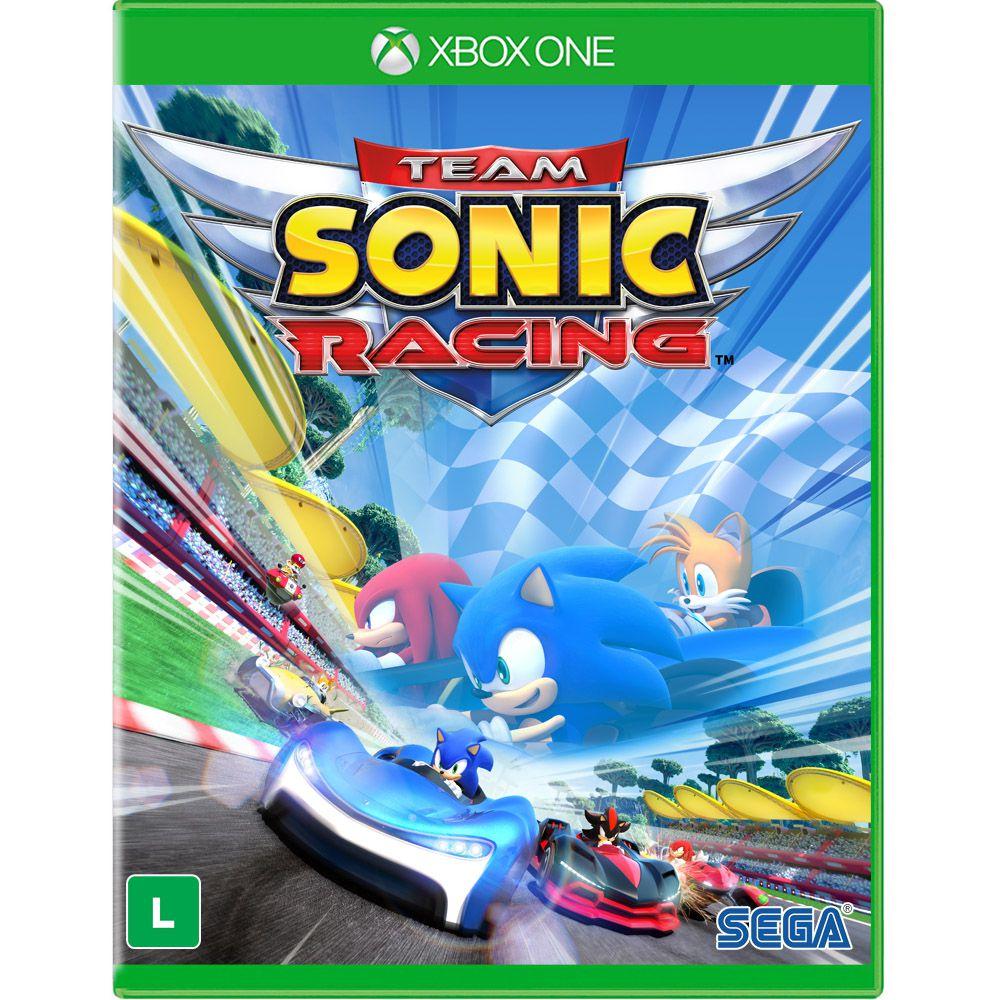 Team Sonic Racing - Xbox One