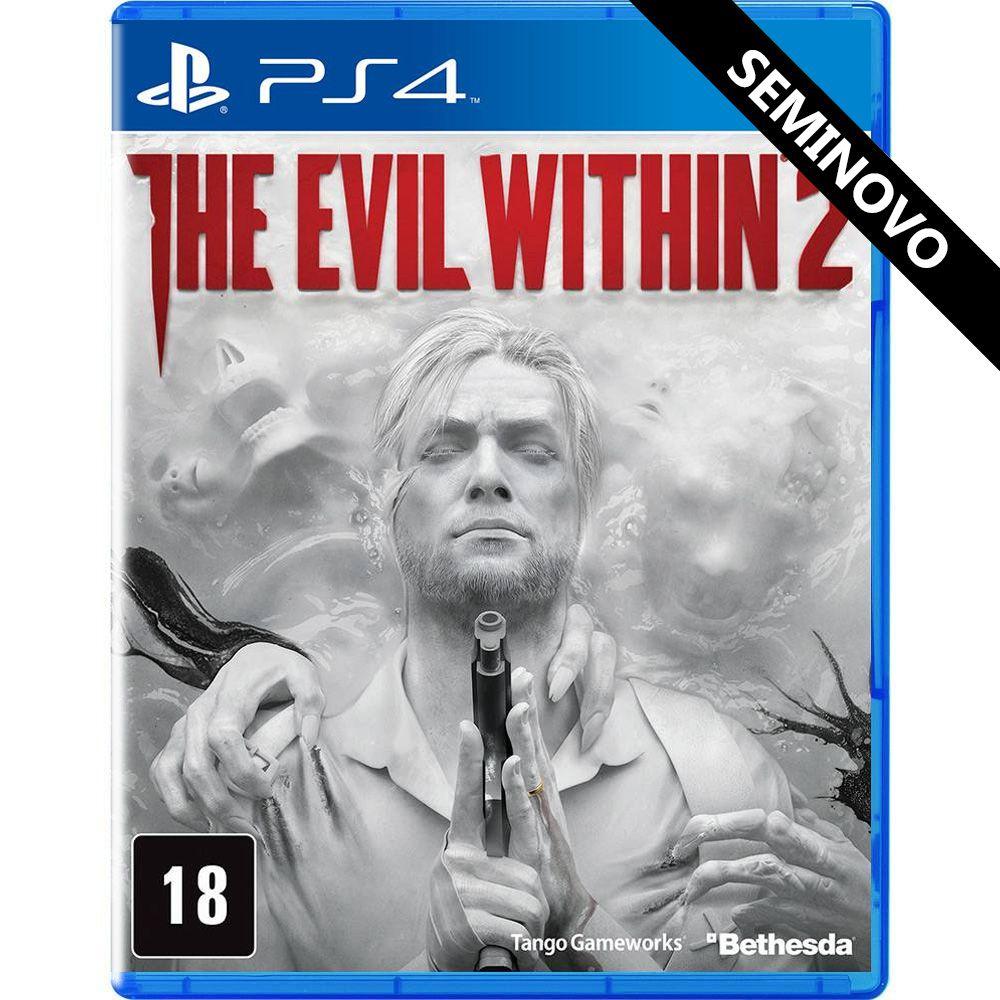 The Evil Within 2 - PS4 (Seminovo)
