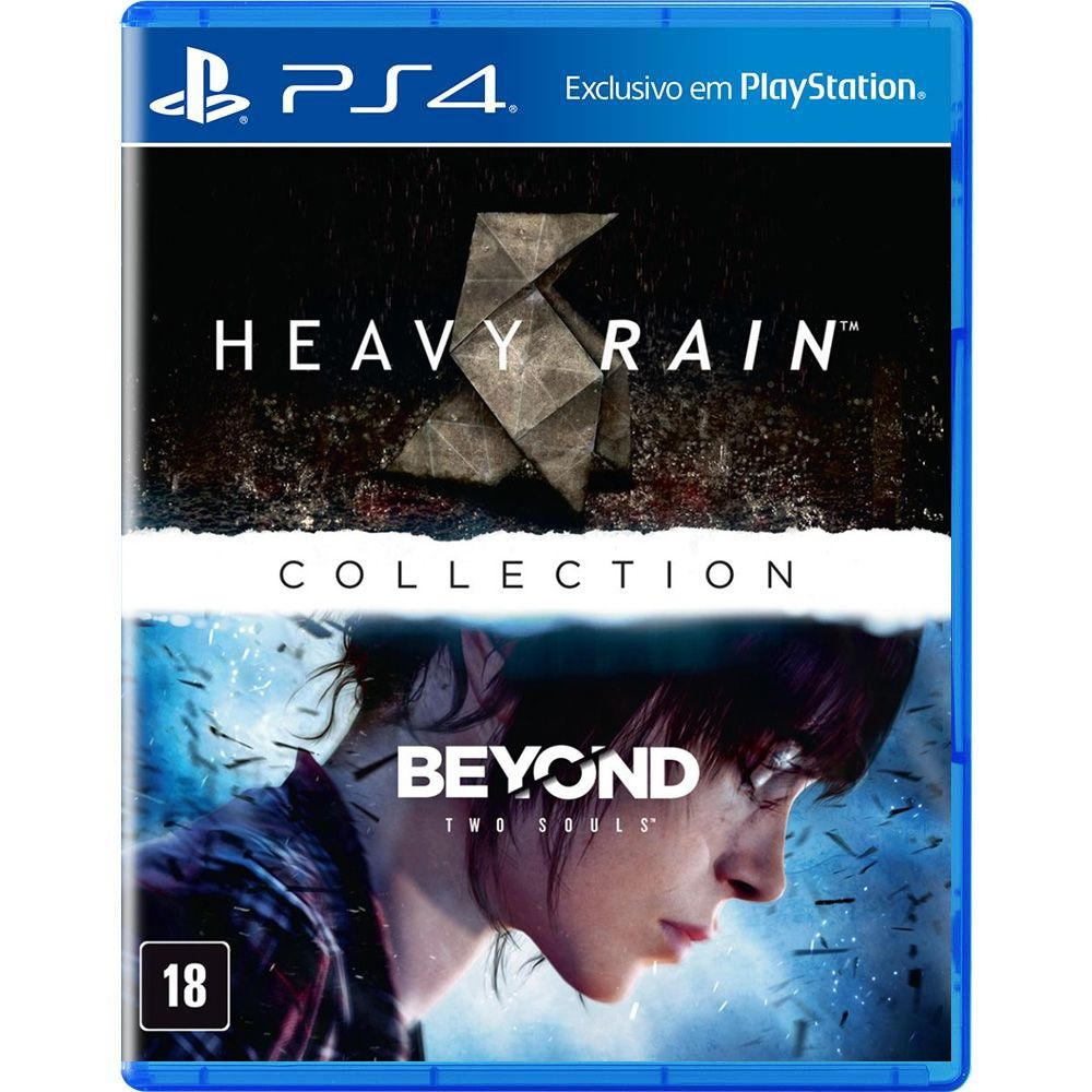 The Heavy Rain and Beyond Two Souls Collection - PS4