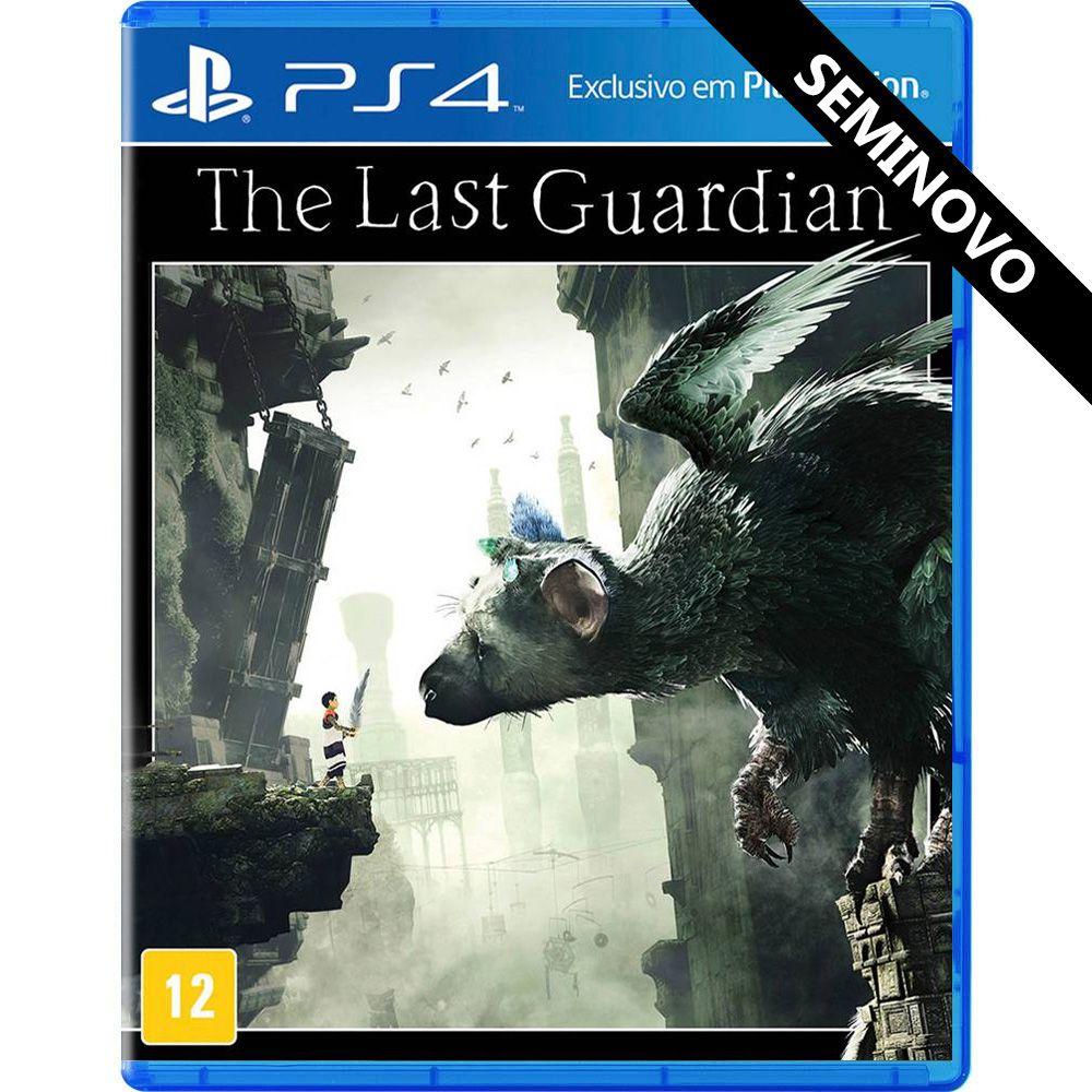 The Last Guardian - PS4 (Seminovo)
