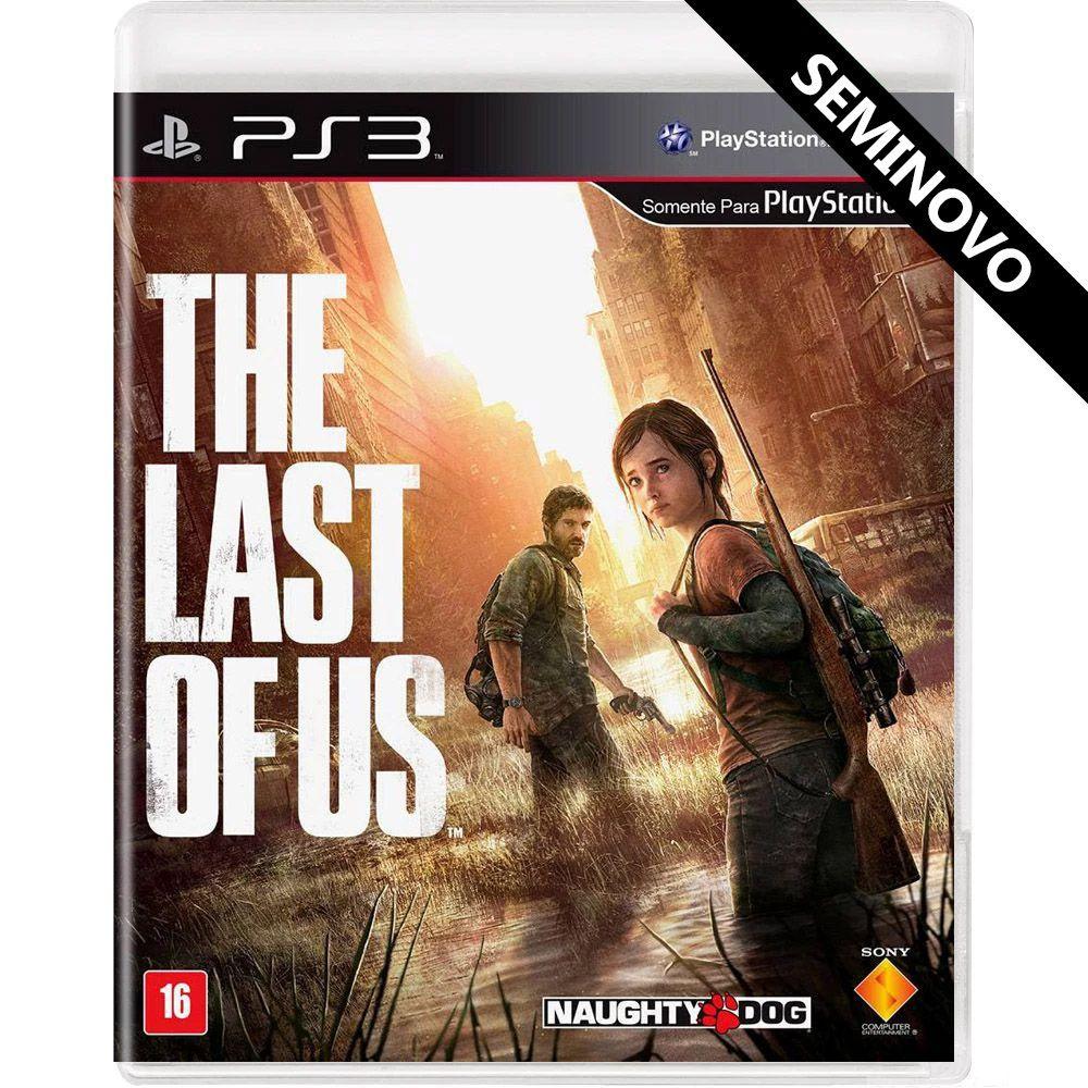 The Last of Us - PS3 (Seminovo)