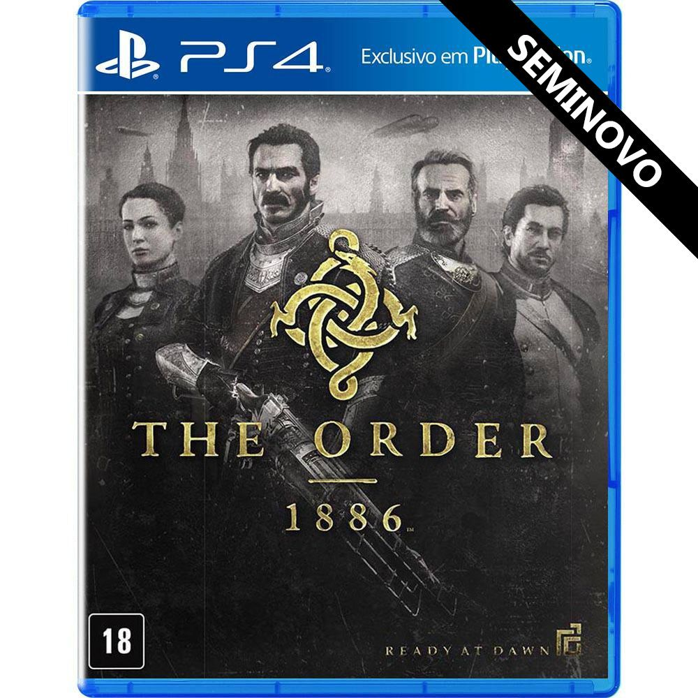The Order 1886 - PS4 (Seminovo)