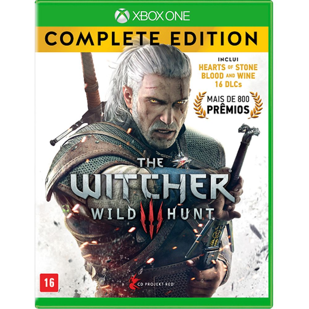 The Witcher III Wild Hunt Complete Edition - Xbox One