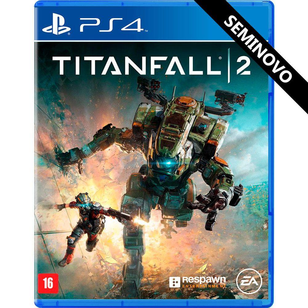 Titanfall 2 - PS4 (Seminovo)