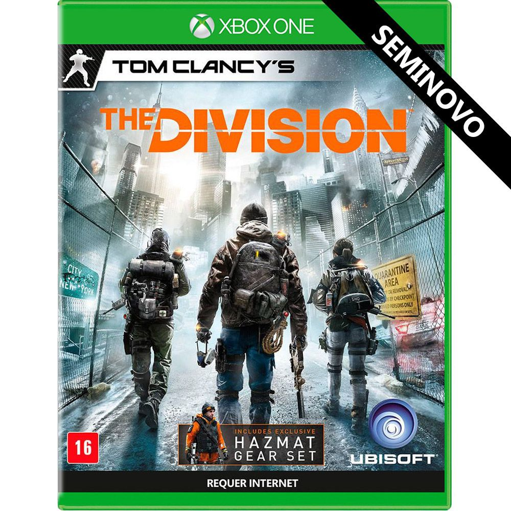 Tom Clancy's The Division - Xbox One (Seminovo)