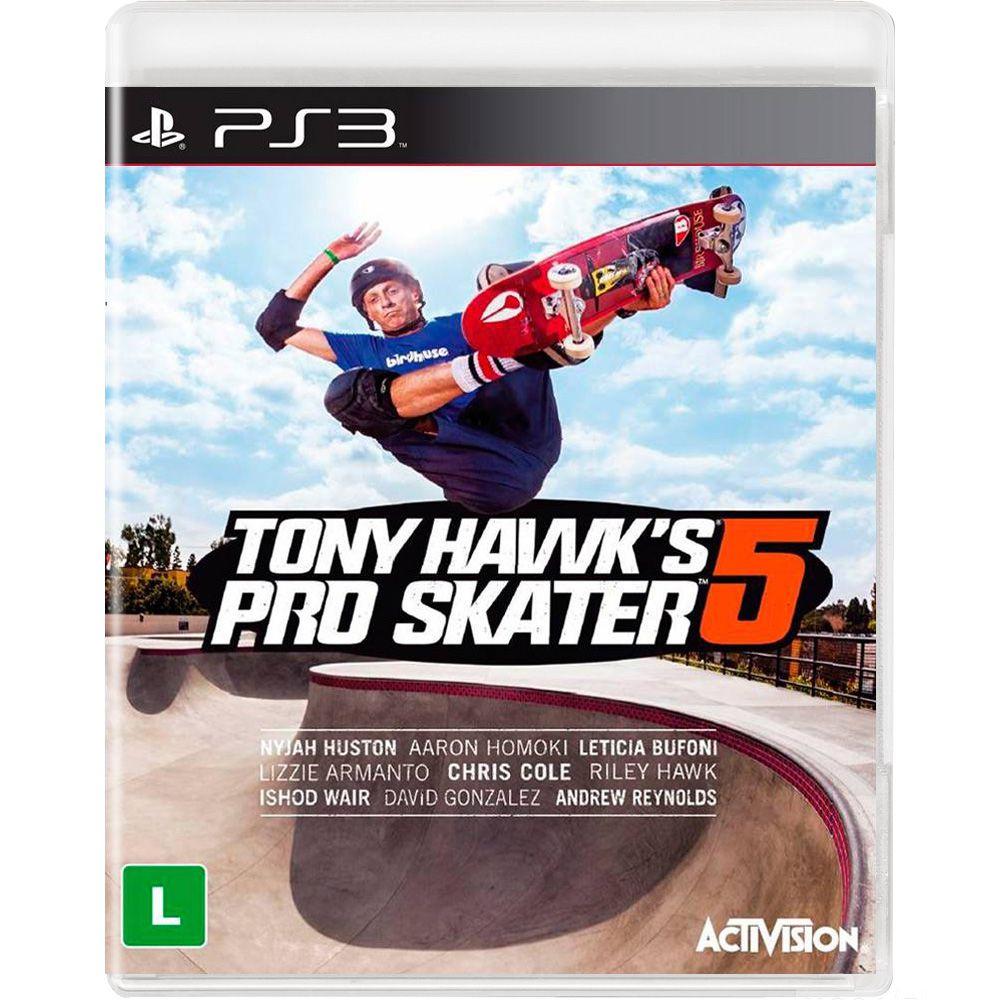 Tony Hawks Pro Skater 5 - PS3