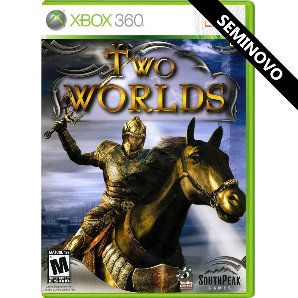 Two Worlds - Xbox 360 (Seminovo)