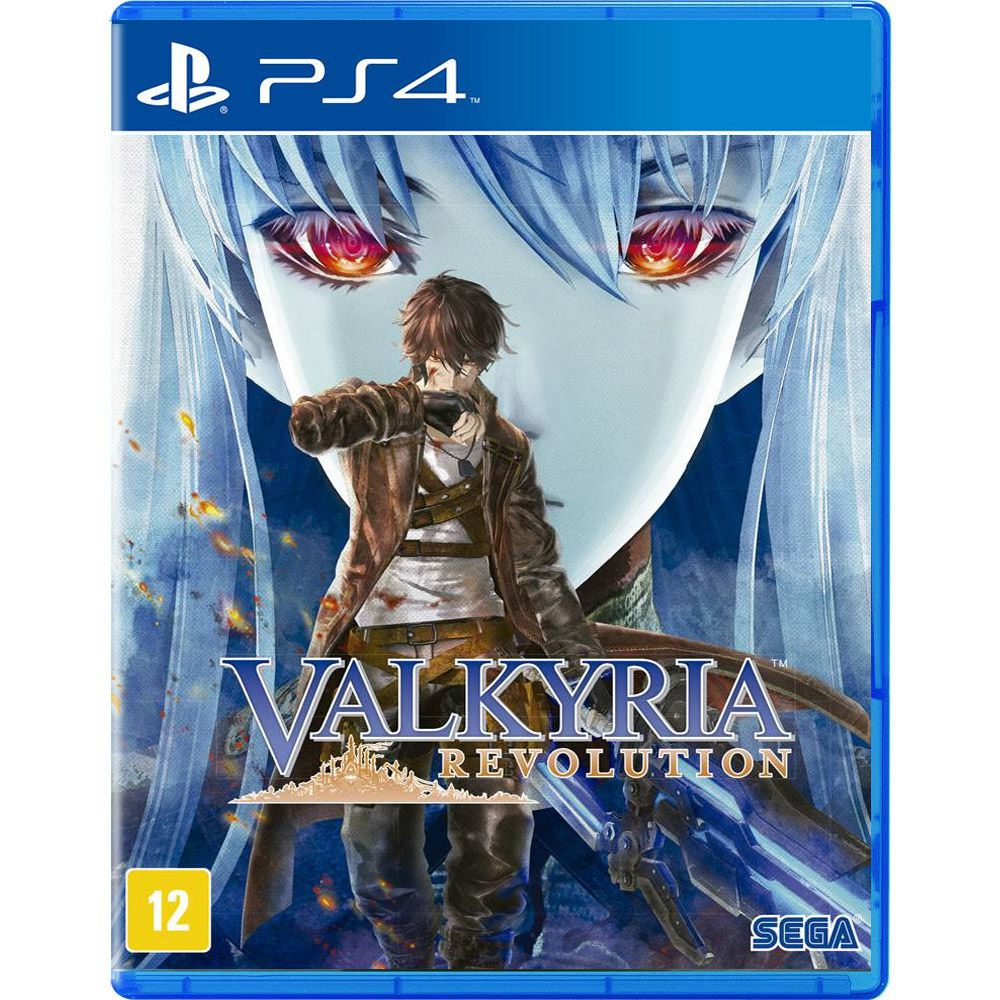Valkyria Revolution - PS4