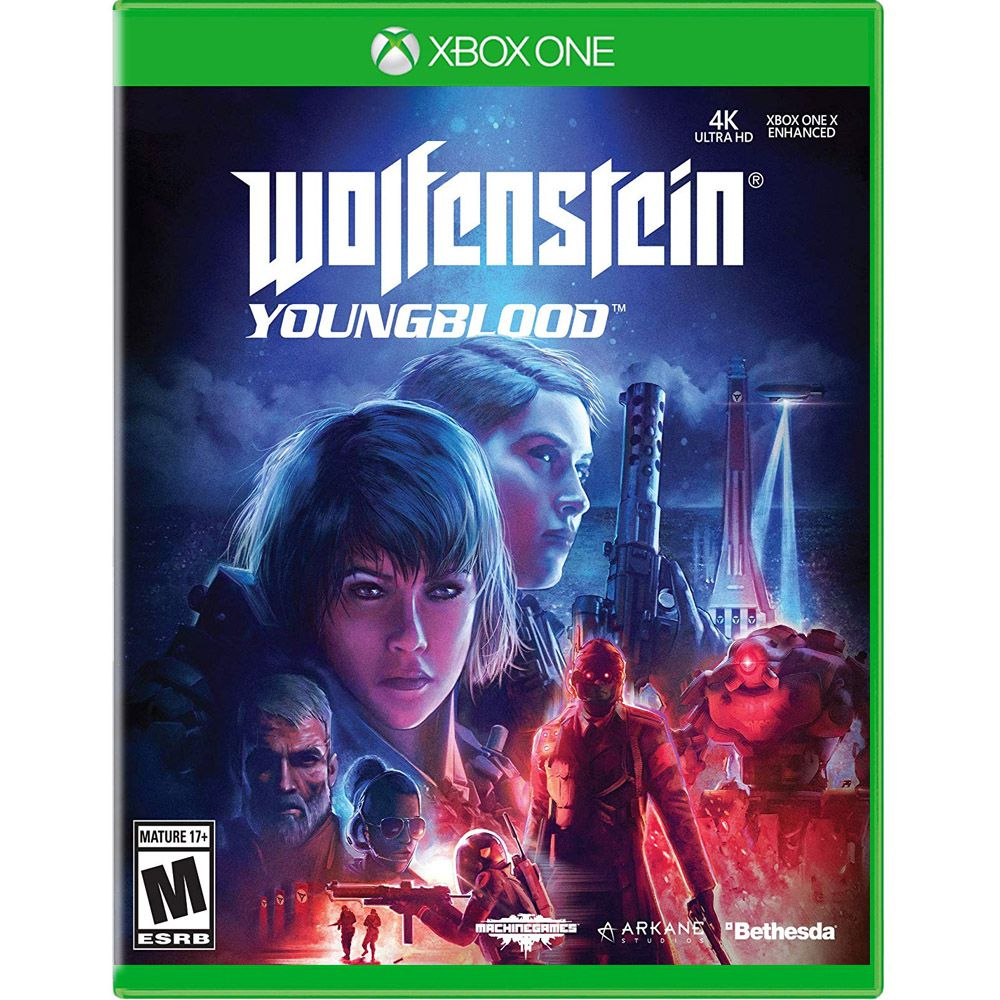 Wolfenstein Youngblood - Xbox One