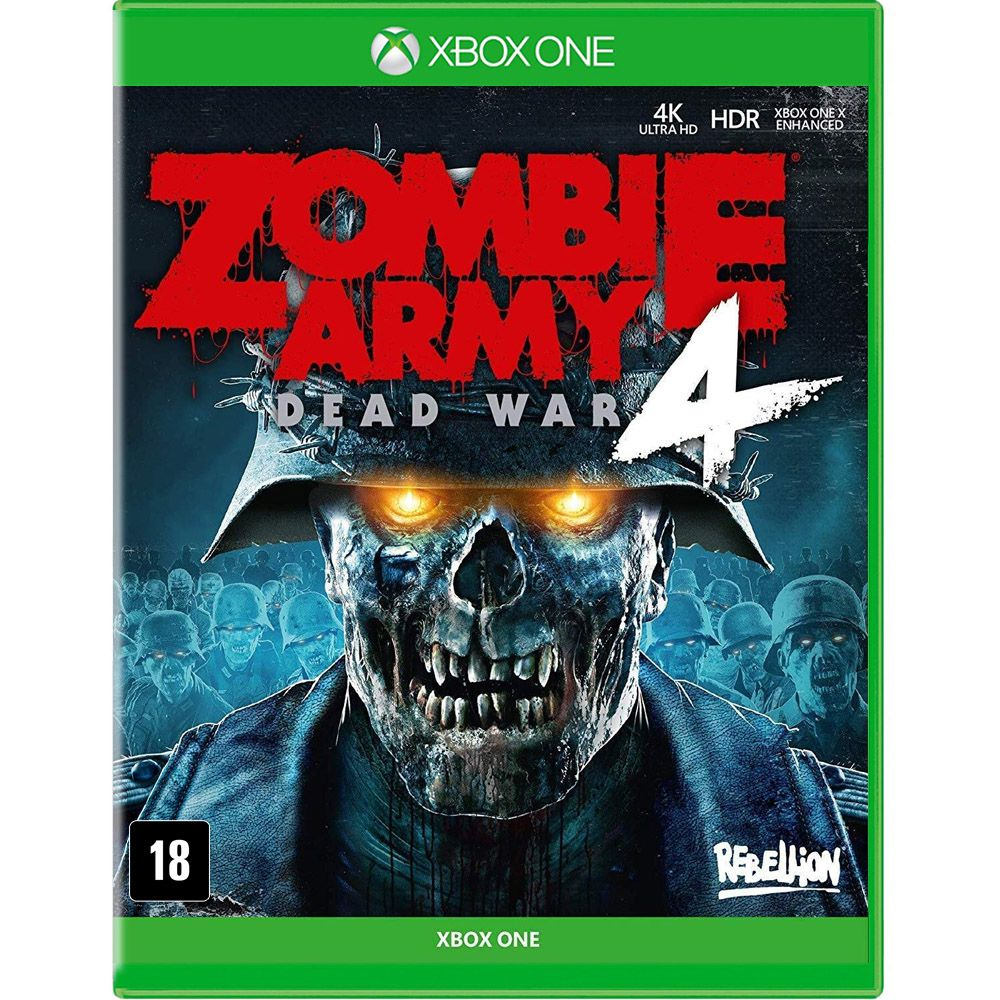 Zombie Army 4 Dead War - Xbox One