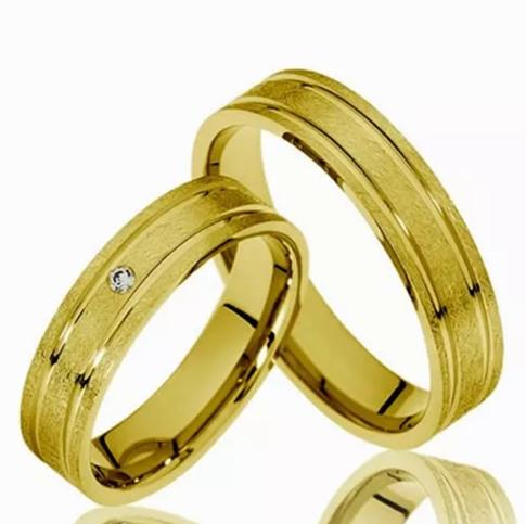 545c17442e544 Aliança de Moeda 6mm casamento e noivado