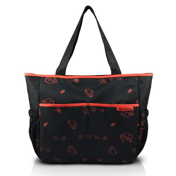 Bolsa de Bebê Estampada Mama & Me Jacki Design