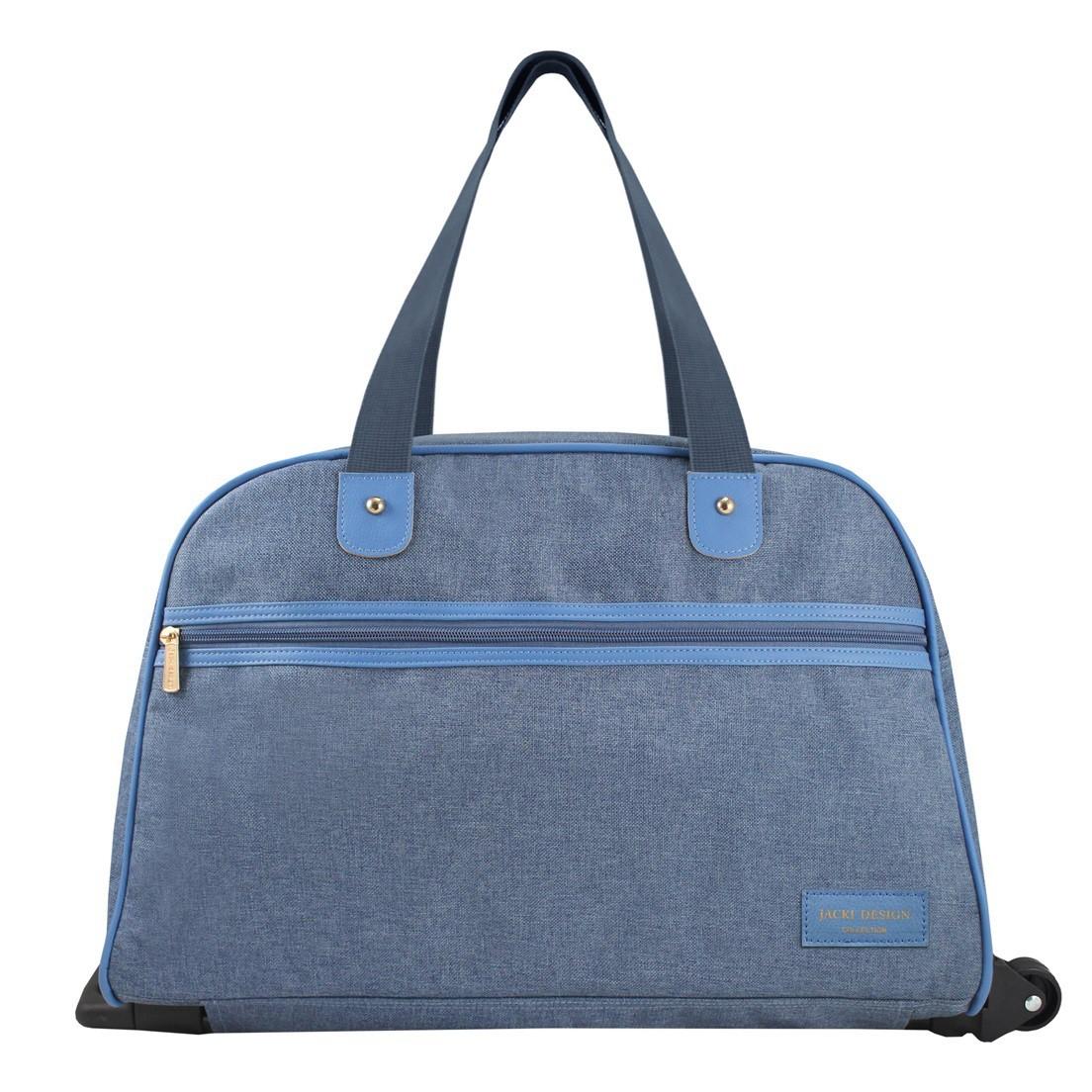 Bolsa de Viagem com Rodinhas Be You Jacki Design