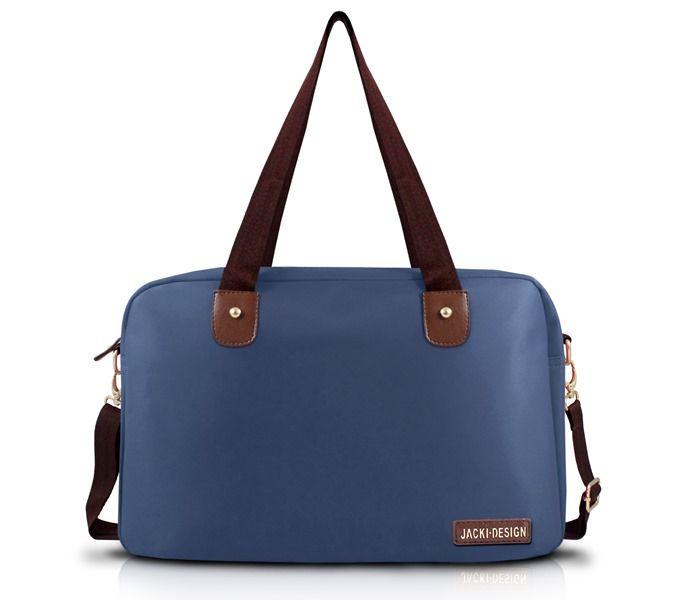 Bolsa de Viagem ou Academia Lisa Essencial III Jacki Design