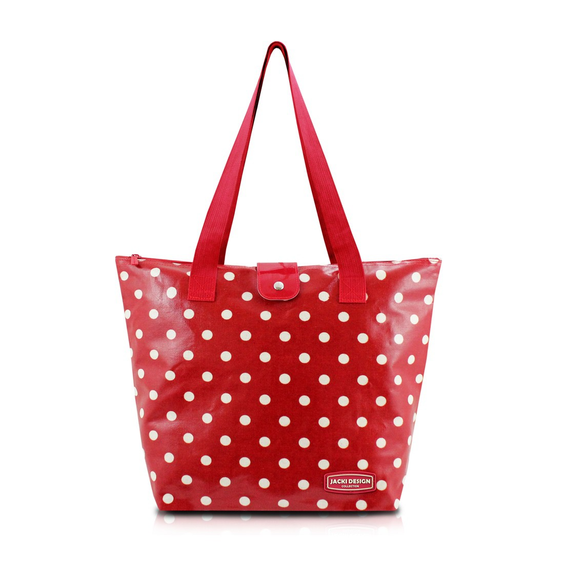 Bolsa Shopper Bolinha Jacki Design Look