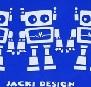 Robo Azul Escuro