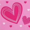 Coração Pink