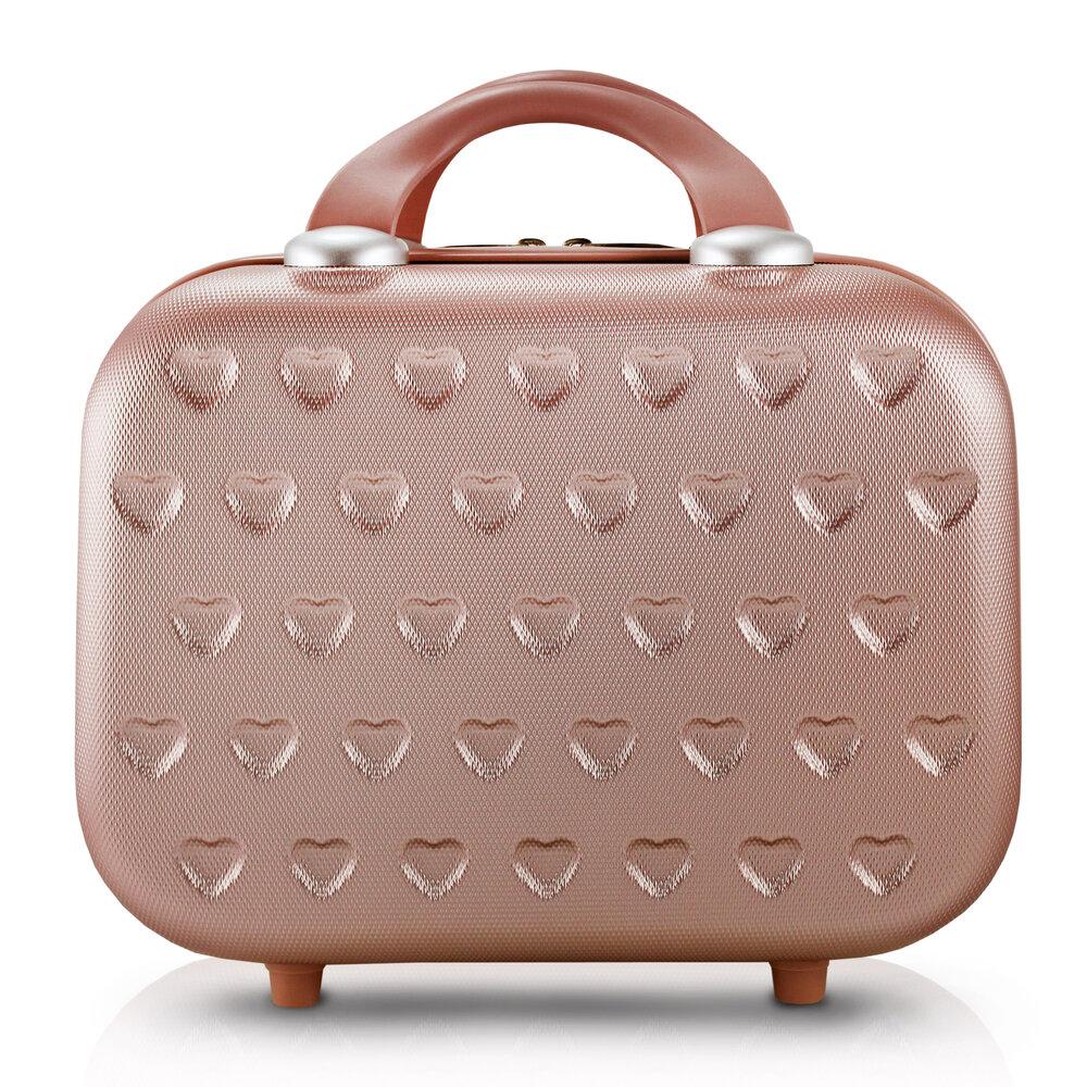 Frasqueira Love Rose Gold Jacki Design