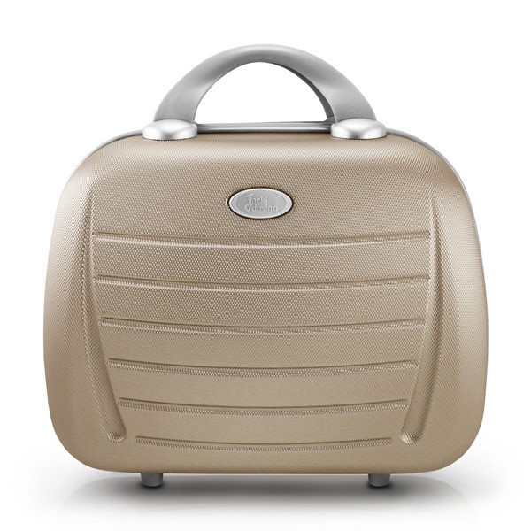 Frasqueira Select Listrado Horizontal Dourada Jacki Design
