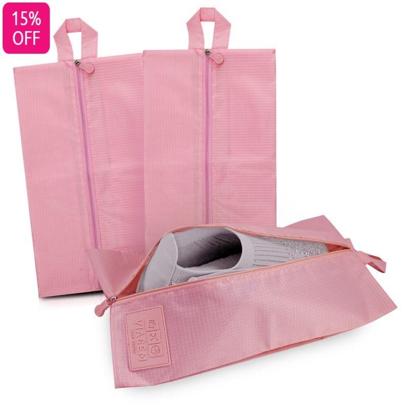 Kit 3 Bolsas para Sapato