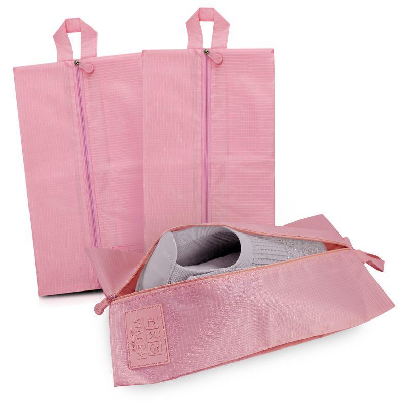 Kit de Bolsas para Sapato de 3 Peças