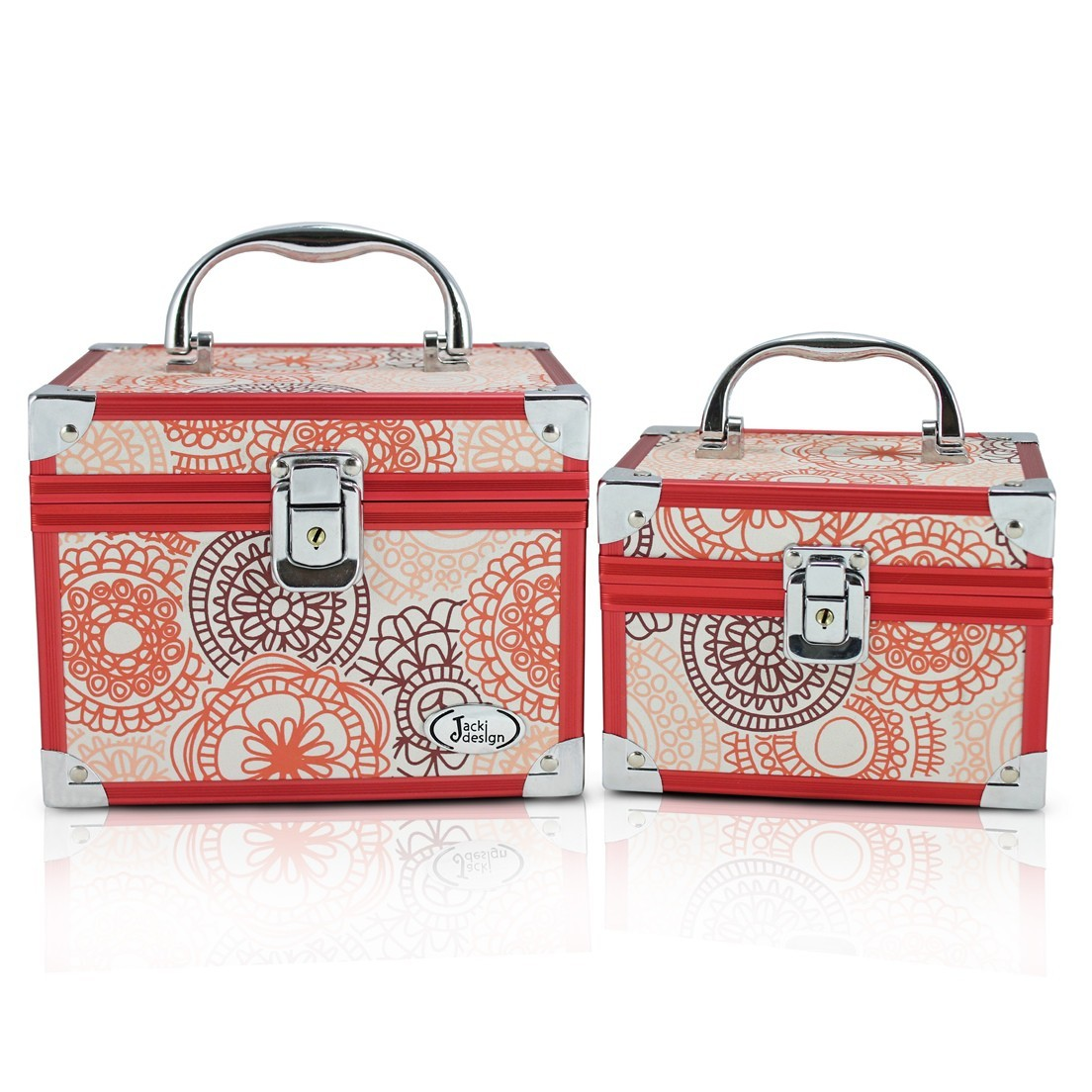 Kit de Maletas com 2 Peças My Lolla Jacki Design