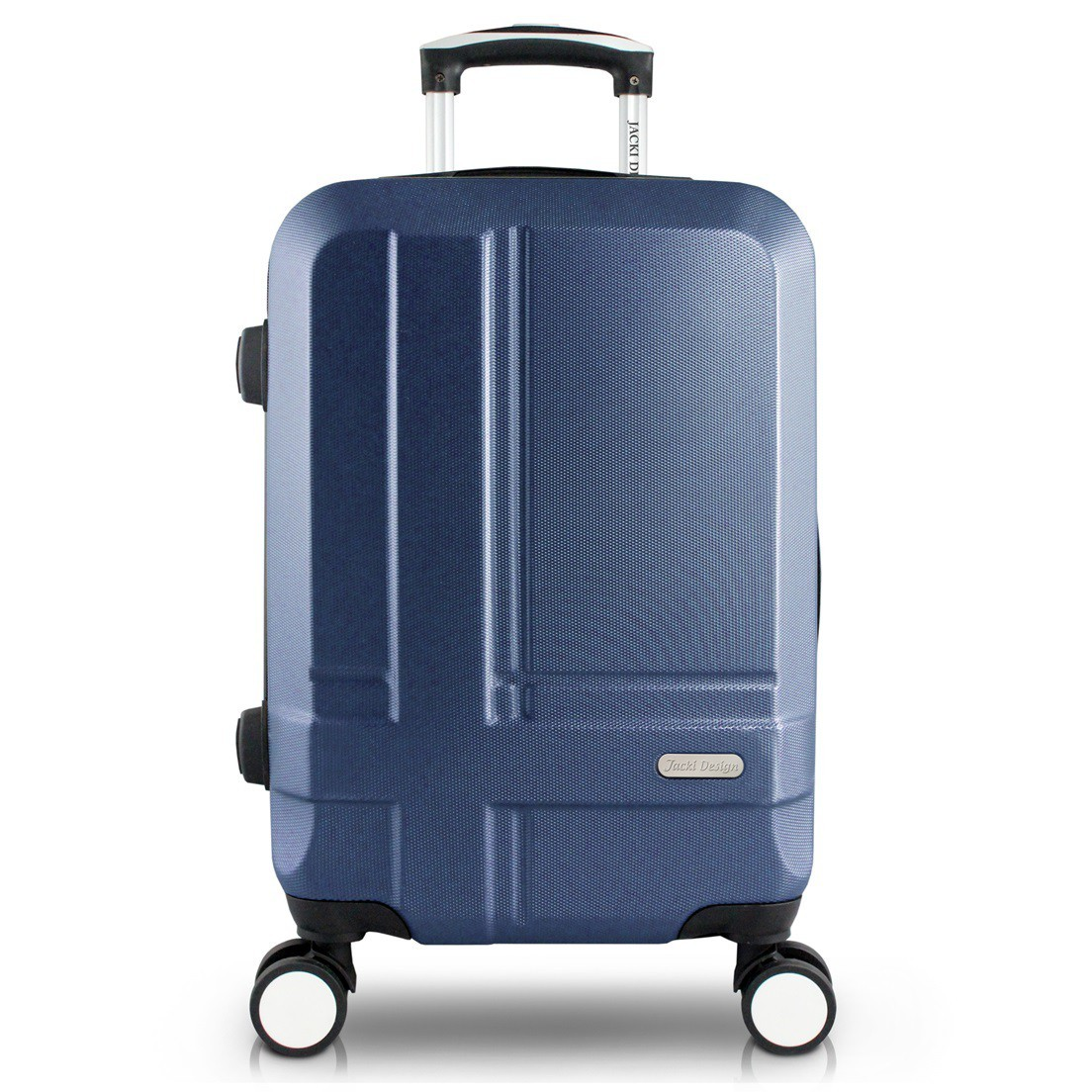 Mala de Bordo para Viagem Executiva Azul Jacki Design (P)