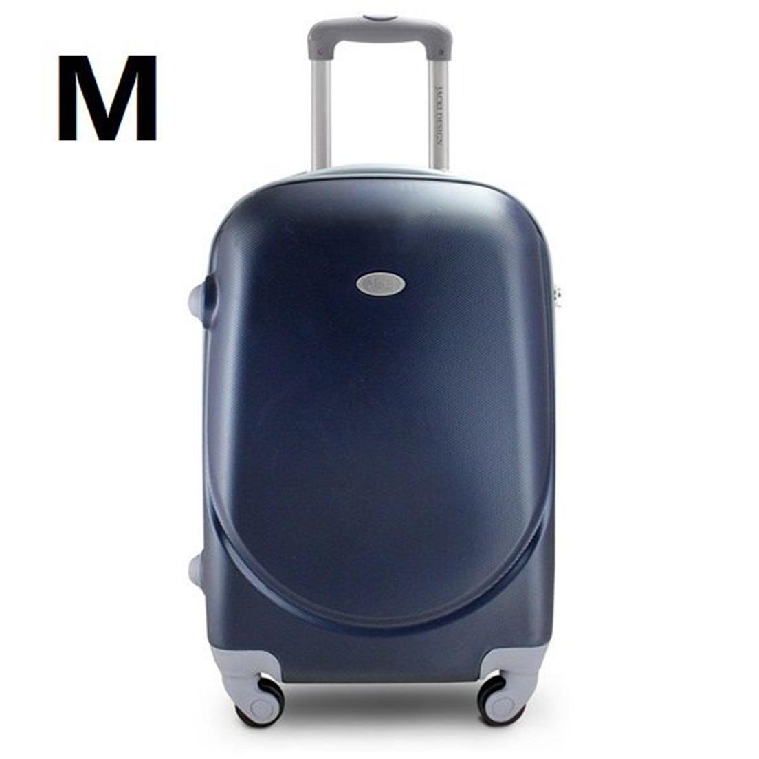 Mala de Viagem 360º Tamanho Médio Select Jacki Design Azul